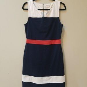41 Hawthorn Color-block Dress